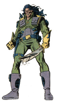 Machete (Marvel)