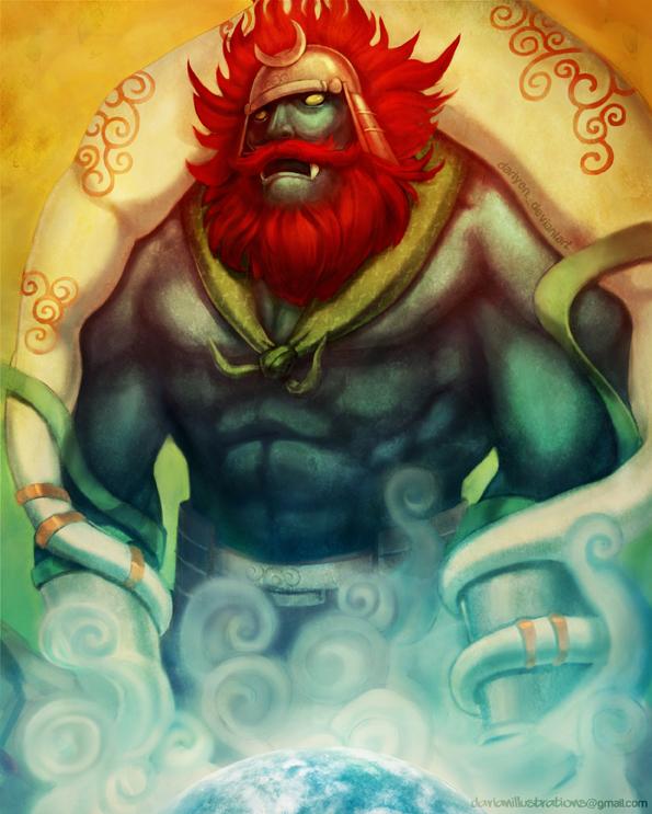 Fujin (mythology)