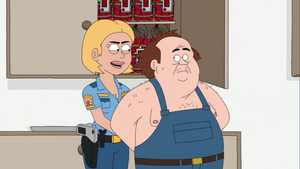 Gina Arrests Terry