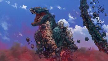 Godzilla Terrestris