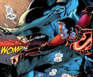 King Shark Prime Earth 0086