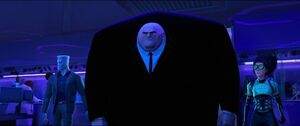 Kingpin with Tombstone and Doctor Octopus