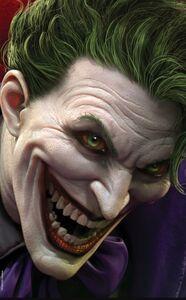 The Joker Vol 2 1 Exclusive Scorpion Comics Variant B