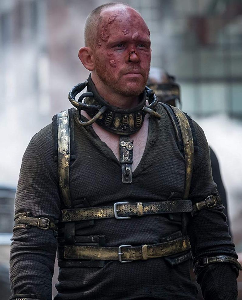 Sykes (Gotham)