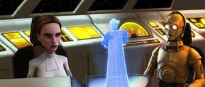 Chancellor Palpatine yacht