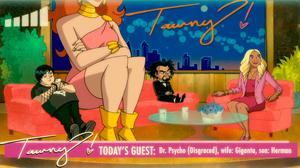 Doctor Psycho on Tawny