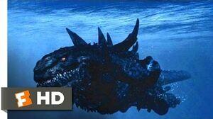 Godzilla (1998) - Zilla vs