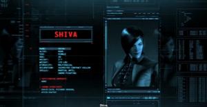 Lady Shiva identity