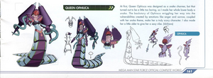 MM - Queen Ophiuca