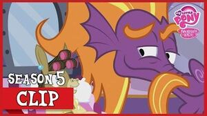 Matilda and Steven Magnet (Slice of Life) MLP FiM HD