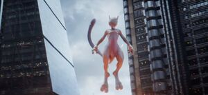Mewtwo Live Action