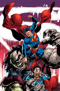 Superman Vol 5 12 Textless