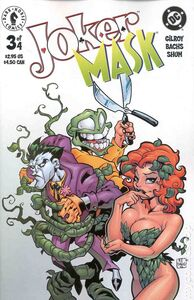 The Mask, Joker and the Poison Ivy