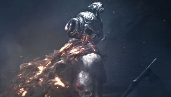 Demon Knight Form
