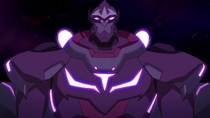 Zarkon Send the Broadcast to his Empire
