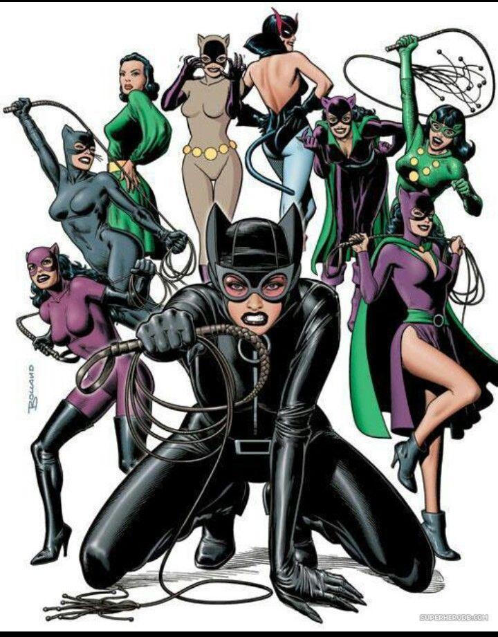 Catwoman (disambiguation)