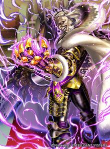 Artwork of Garon in Fire Emblem 0 (Cipher)