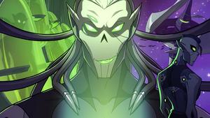 Galactic Horde leader Season 5 intro