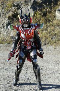Kamen Rider Tyrant 3