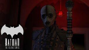 Lady Arkham Final Boss Episode 5