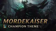 Mordekaiser, the Iron Revenant Champion Theme - League of Legends