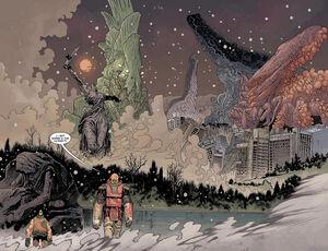 Ogdru Hem 7 Dark Horse Comics