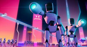 PAL Max robots