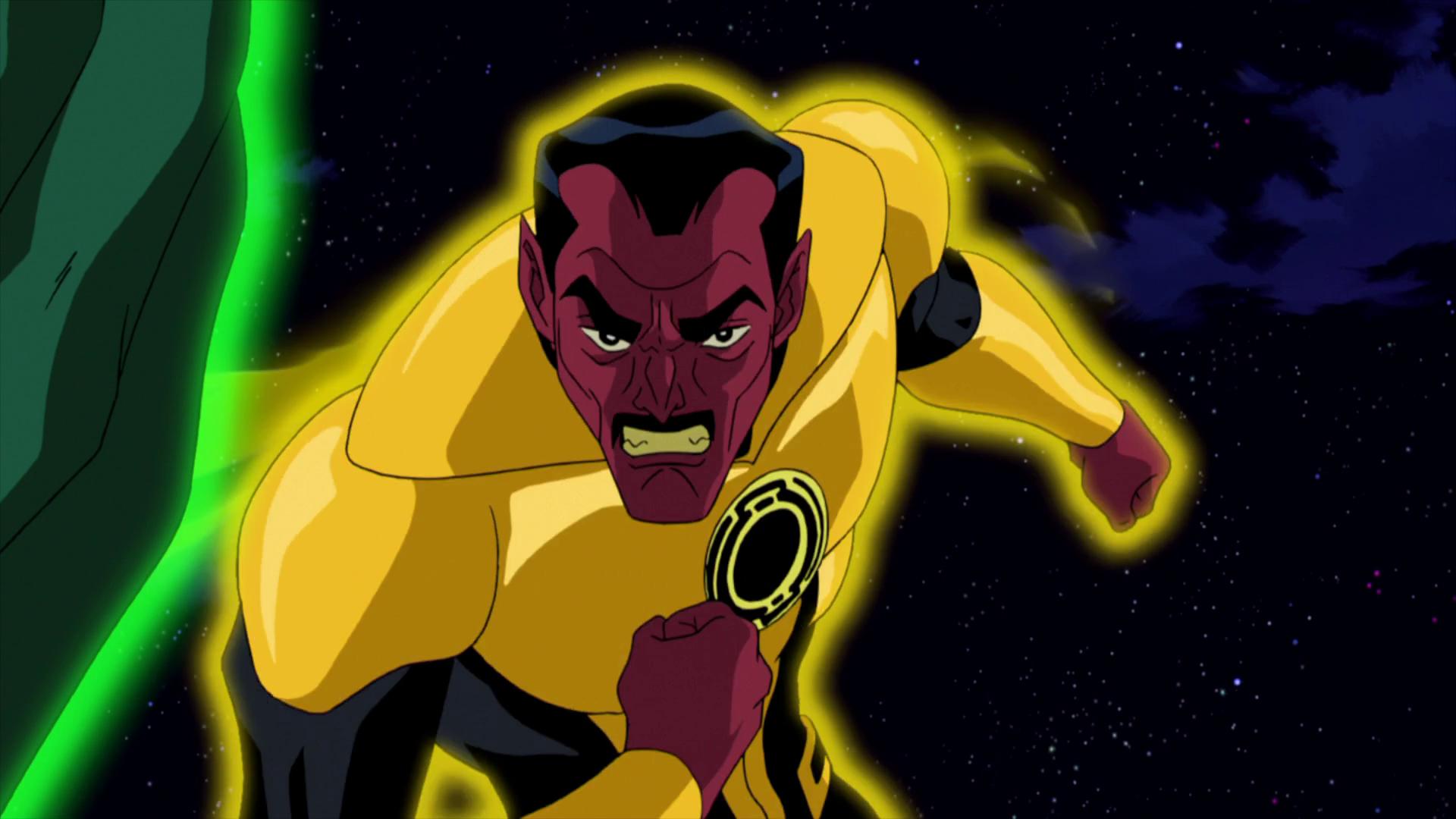 Sinestro (Green Lantern: First Flight)