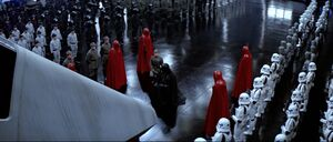 Stormtroopers assembled