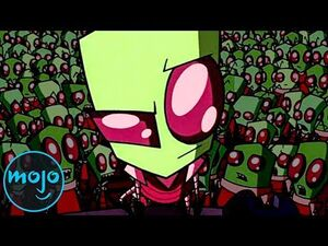 Top 10 Invader Zim Episodes