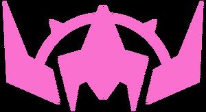 Warriors of Hope Fighter Symbol Kotoko Utsugi