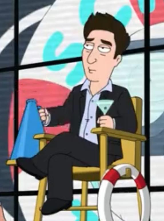 David Schwimmer (The Cleveland Show)