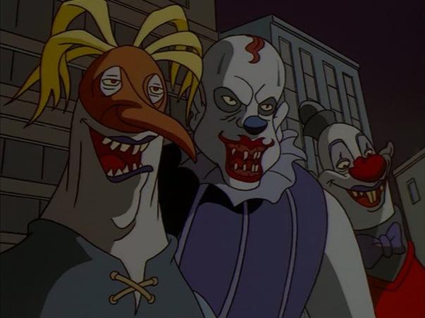 Demonic Clowns