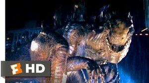 Godzilla (1998) - Negative Impact Scene (3 10) Movieclips