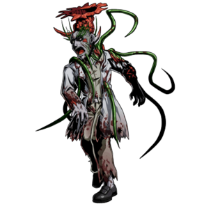 Green Zombie (Clan Master)