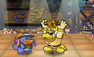 PMTTYD Champ's Belt Screenshot