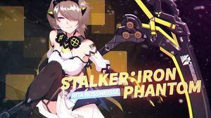 Rita's new battlesuit — Stalker Phantom Iron - Honkai Impact 3rd