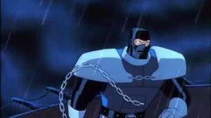 Batman vs Lock-Up