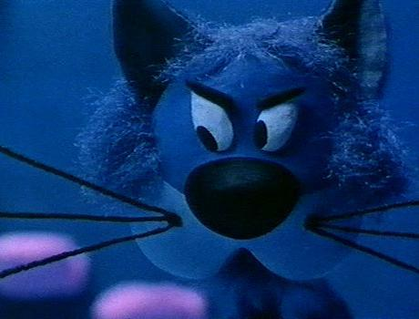 Buxton the Blue Cat