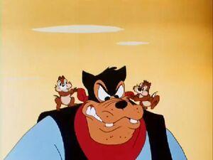 Chip N Dale - The Lone Chipmunks hang