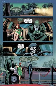 June Moone and Killer Croc dating