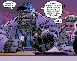 Killer Croc Prime Earth 0092