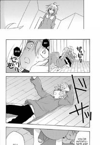 Mitsuboshi's Traumatic experience