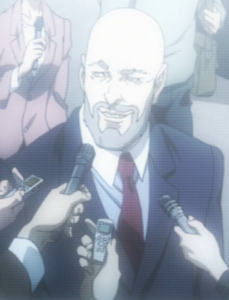 Obadiah Stane Marvel Anime