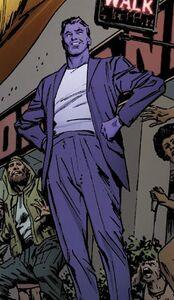 Purple Man by Jackson Guice