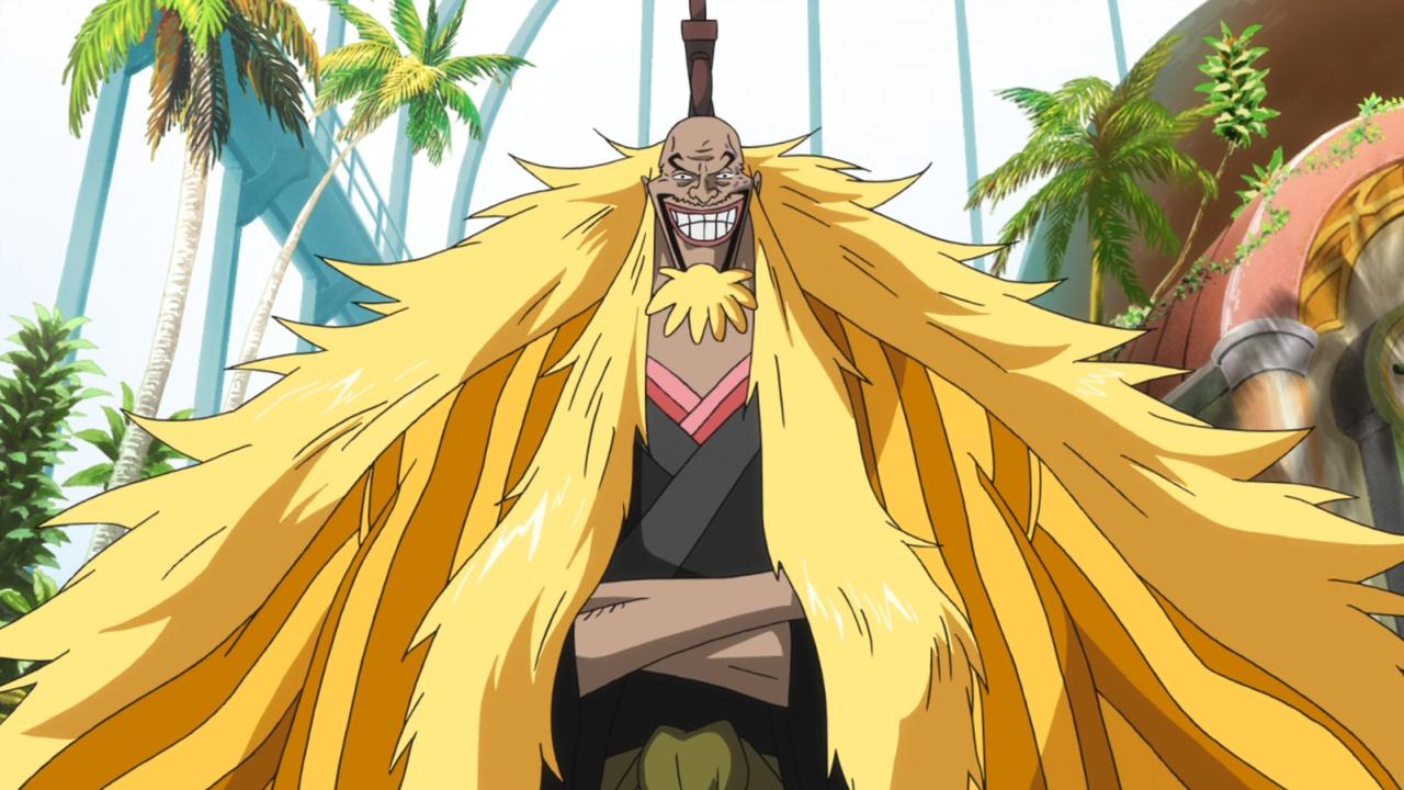 Shiki the Golden Lion