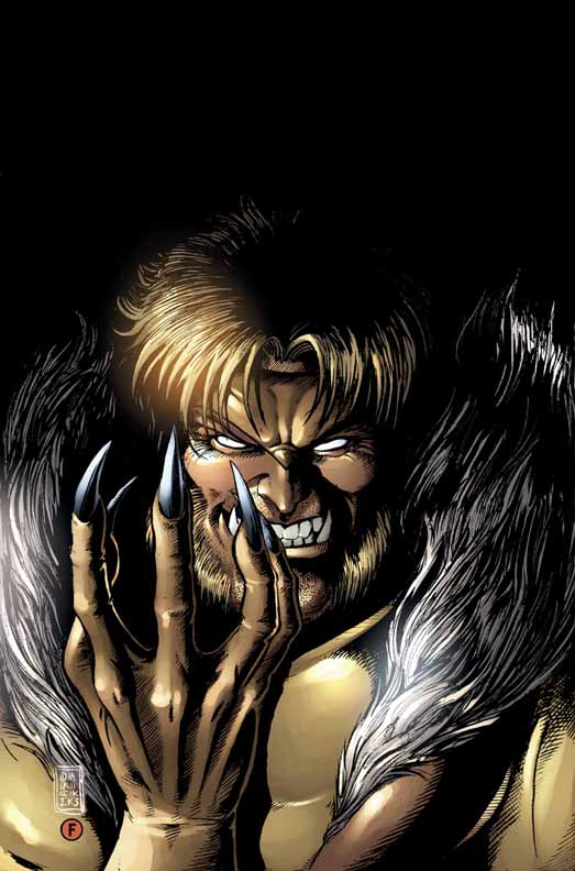 12345B/PE Proposal: Sabretooth (Marvel)