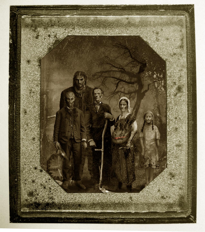 Buckner Family