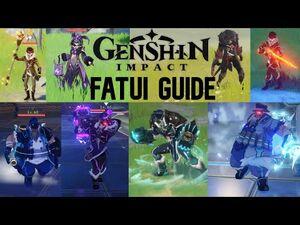 Fatui Enemy Guide - Handbook - Genshin Impact