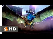 Pacific Rim (2013) - Sword Activate Scene (7-10) - Movieclips